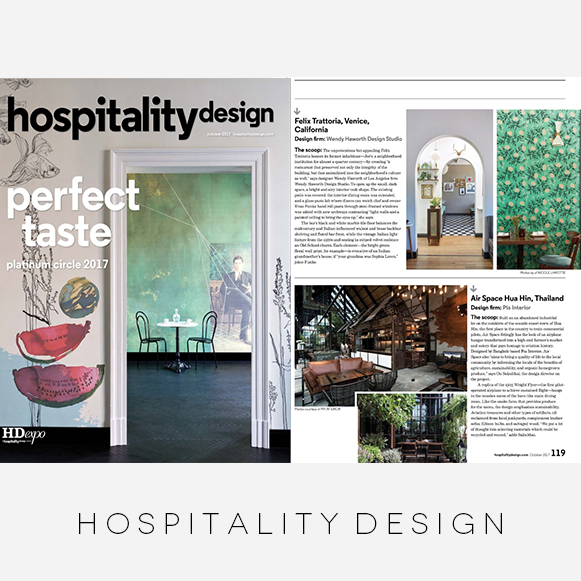 Hospitality Design | Felix