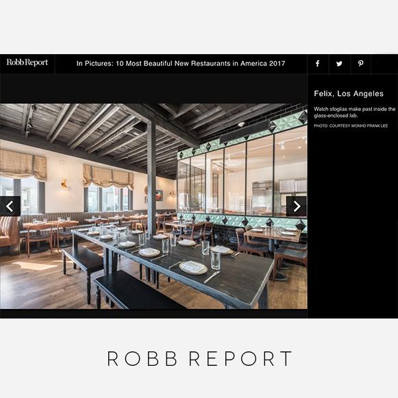 Robb Report | Wendy Haworth Design Studio