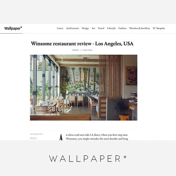 Wendy Haworth Design Studio / Winsome / Wallpaper*
