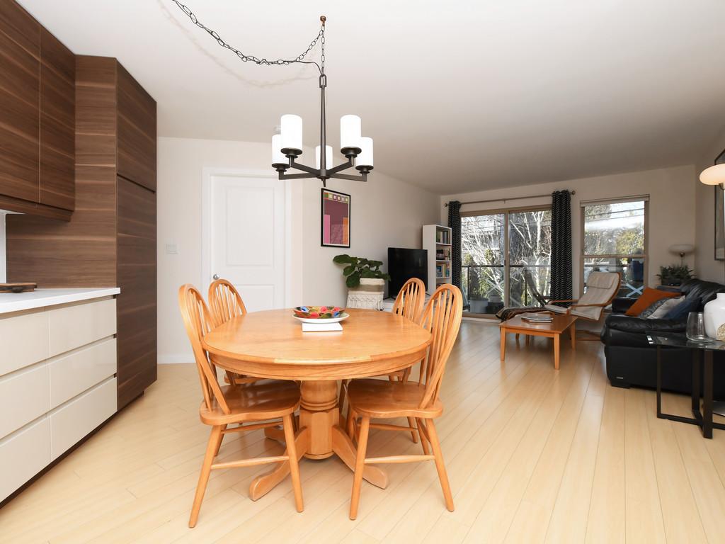 Wark Street Condo Living Area Victoria