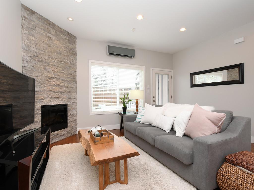 Prosser living room