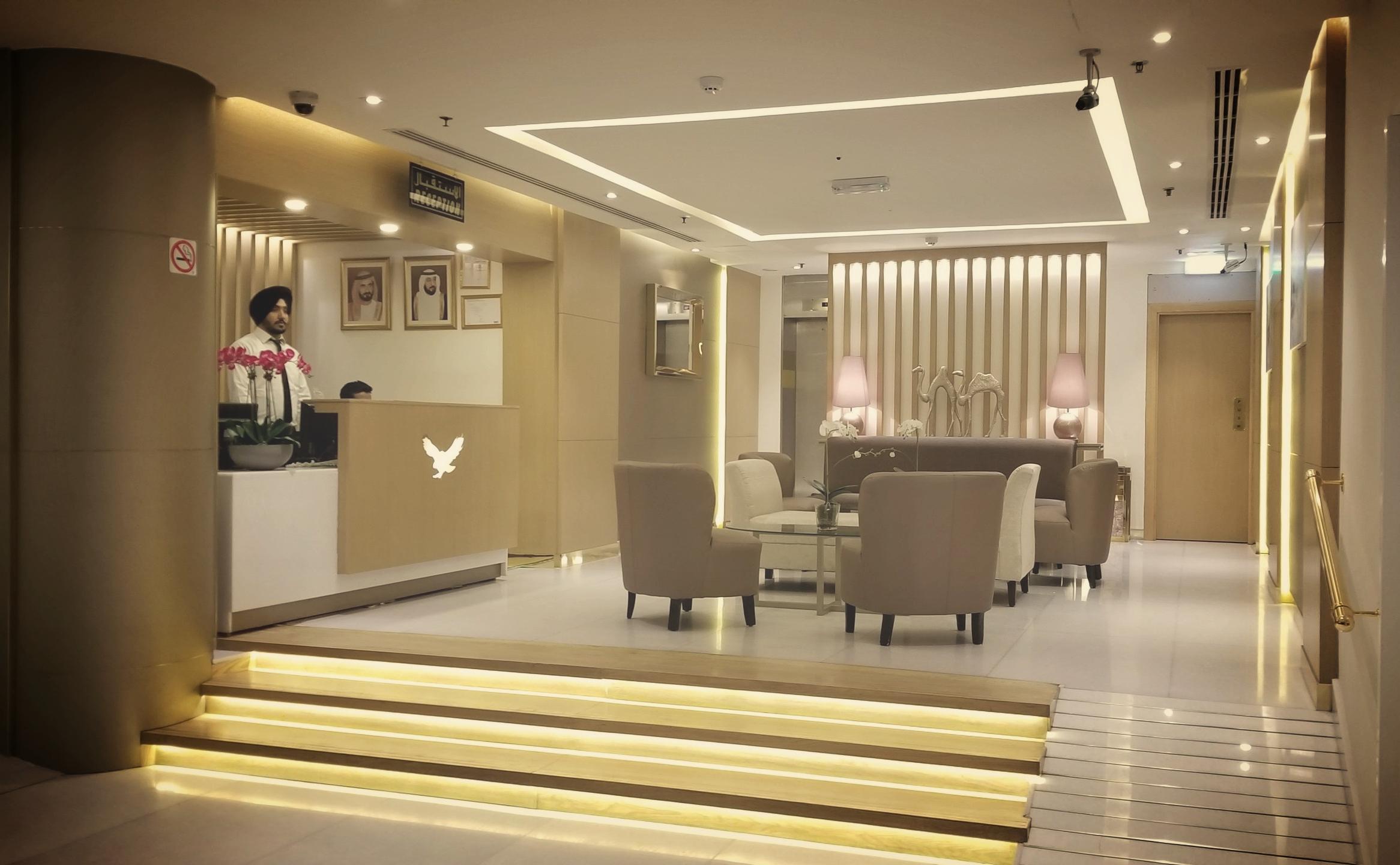 Royal Falcon Hotel- Diera, Dubai.