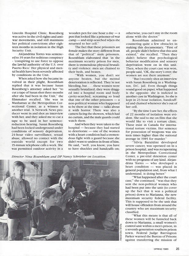 International Documentary Magazine, p. 2