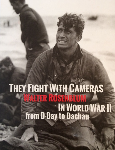 THEY FIGHT WITH CAMERAS: WALTER ROSENBLUM IN WWII FROM D-DAY TO DACHAU     Albin O. Kuhn Library  , University of Maryland, Baltimore County    Tom Beck,     Chief Curator, Department of Special Collections    Manuela Fugenzi, Exhibition Curator    Emily Hauver, Curator for the Albin O. Kuhn Library     Zizola Studio, 10b Gallery, Rome   + Daedalus Productions, Inc., NY      BOOK     THEY FIGHT WITH CAMERAS:     WALTER ROSENBLUM IN WWII     FROM D-DAY TO DACHAU      A companion book published in English by Postcart Edizioni, Rome, with essays by Manuela Fugenzi and Daniel Allentuck,     Daedalus Productions, Inc., is available for purchase inside the   Albin O. Kuhn Library    or by email/phone order from   Daedalus Productions, Inc.     nr@daedalusfilms.org     917-939-5254    www.daedalusproductions.org