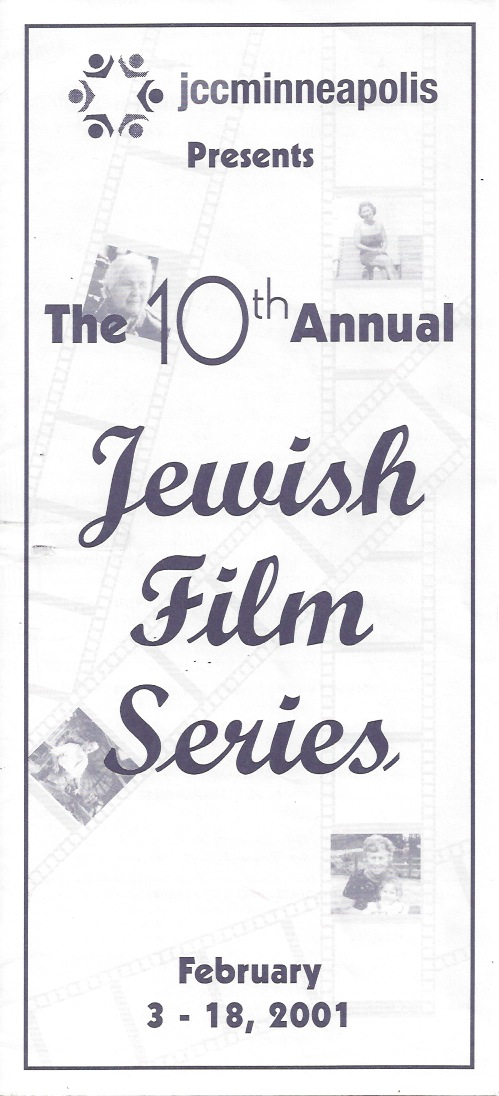 Jewish Film Series, Minneapolis