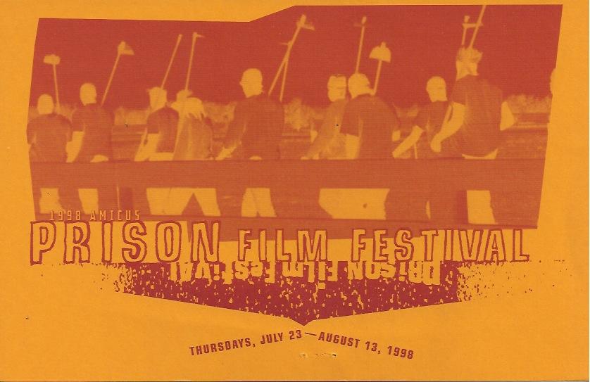 1998 Amicus Prison Film Festival