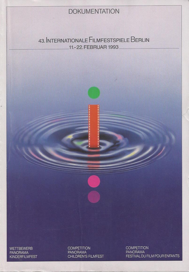 Berlin International Film Festival, 1993