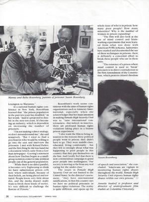International Documentary Magazine, page 3