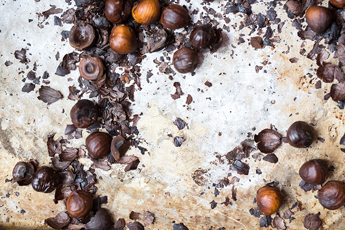 salted dark chocolate bark | what's cooking good looking