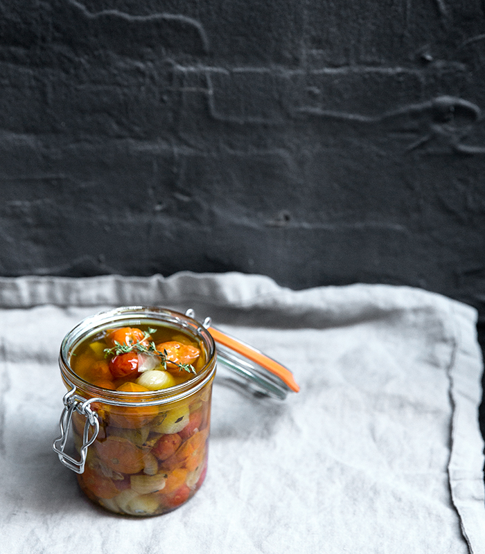 tomato + shallot confit   what's cooking good looking