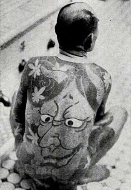 Why do people get tattooed? -
