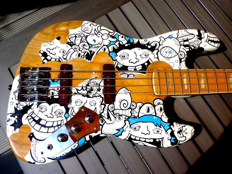 bassguitar mannheim