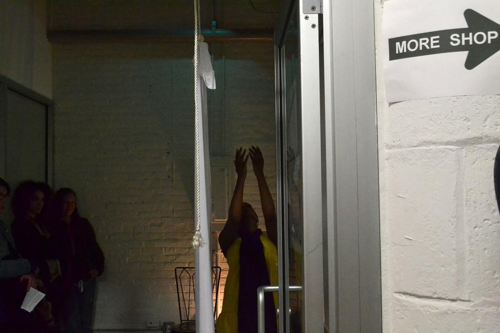 MELISSA ALEXIS  // Cabin Fever Dance Residency