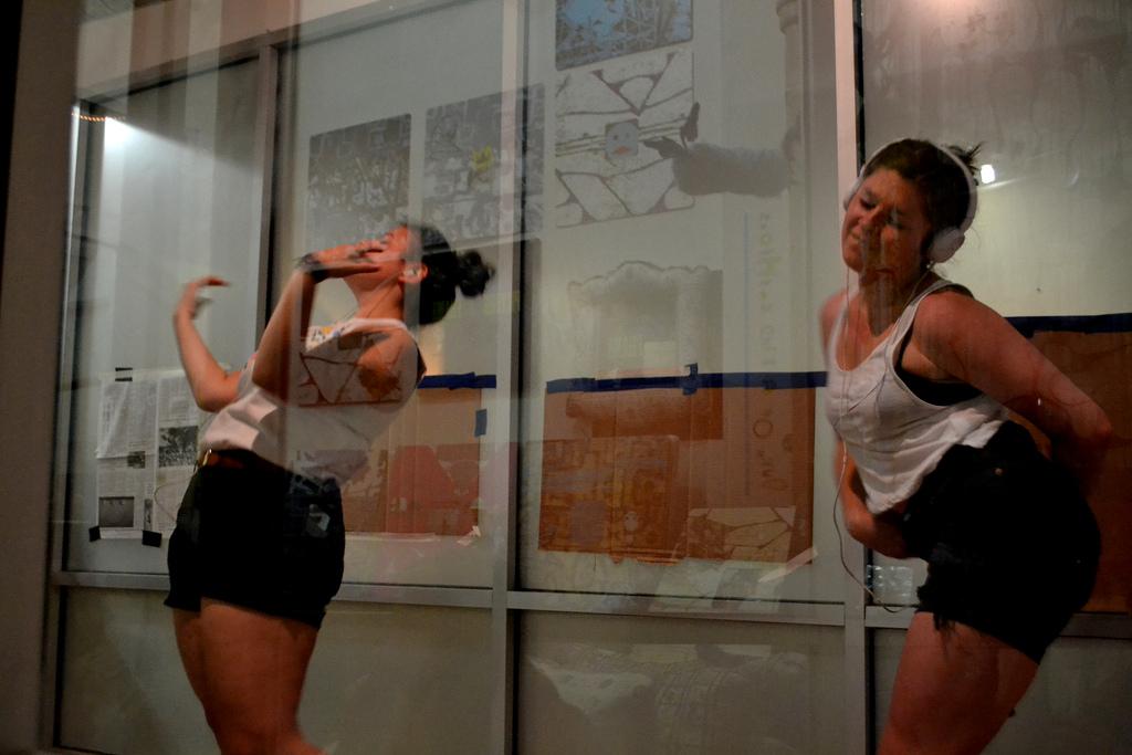 SURA HURTZ DANCERS  // Cabin Fever Dance Residency