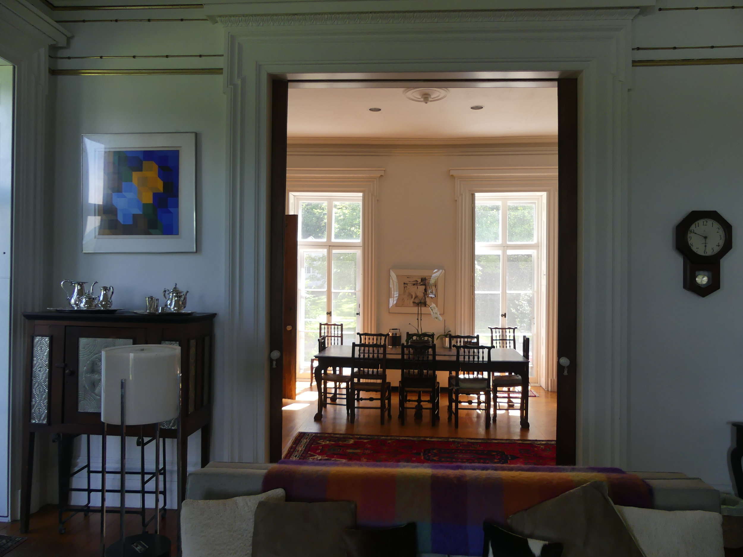 North Parlor/Dining room