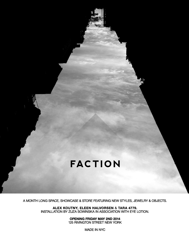 Faction store LES Tara 4779