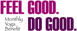 """- Feel Good. Do Good! Madrona MindBody is excited to partner with area yoga teachers for the Feel Good. Do Good. yoga benefit every first Monday. This is an """"all levels"""" class suitable for every body and every body. Come stretch and breathe, at the same time you help support one of our local non-profits! Donate whatever you can … $5, $20, whatever!You'll leave refreshed, energized and restored. Feel Good. Do Good. Questions? Visit www.FeelGoodDoGood.org for more info and the schedule of non-profits to benefit."""