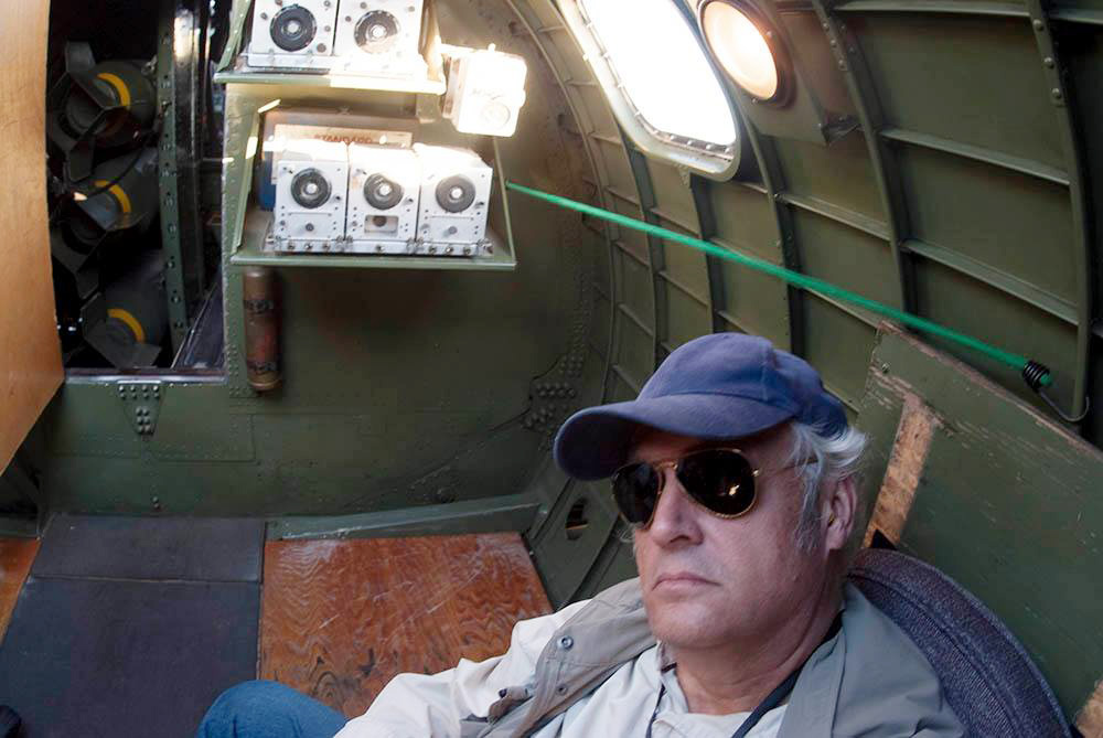 In Flight - Flying in the Nine-O-Nine, B-17 Flying Fortress, 2011.