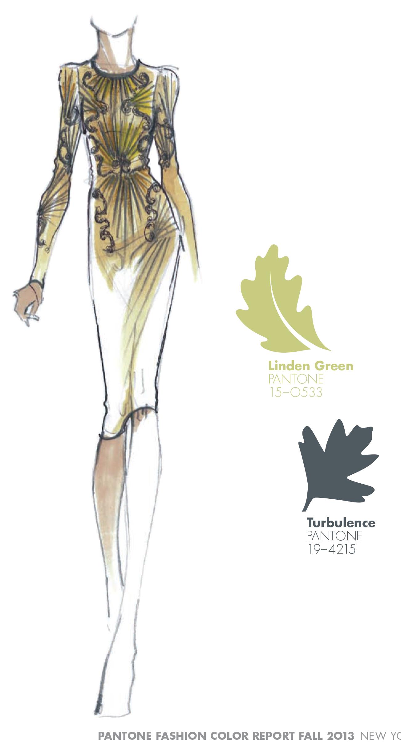 Pantone 15-0533, Linden Green