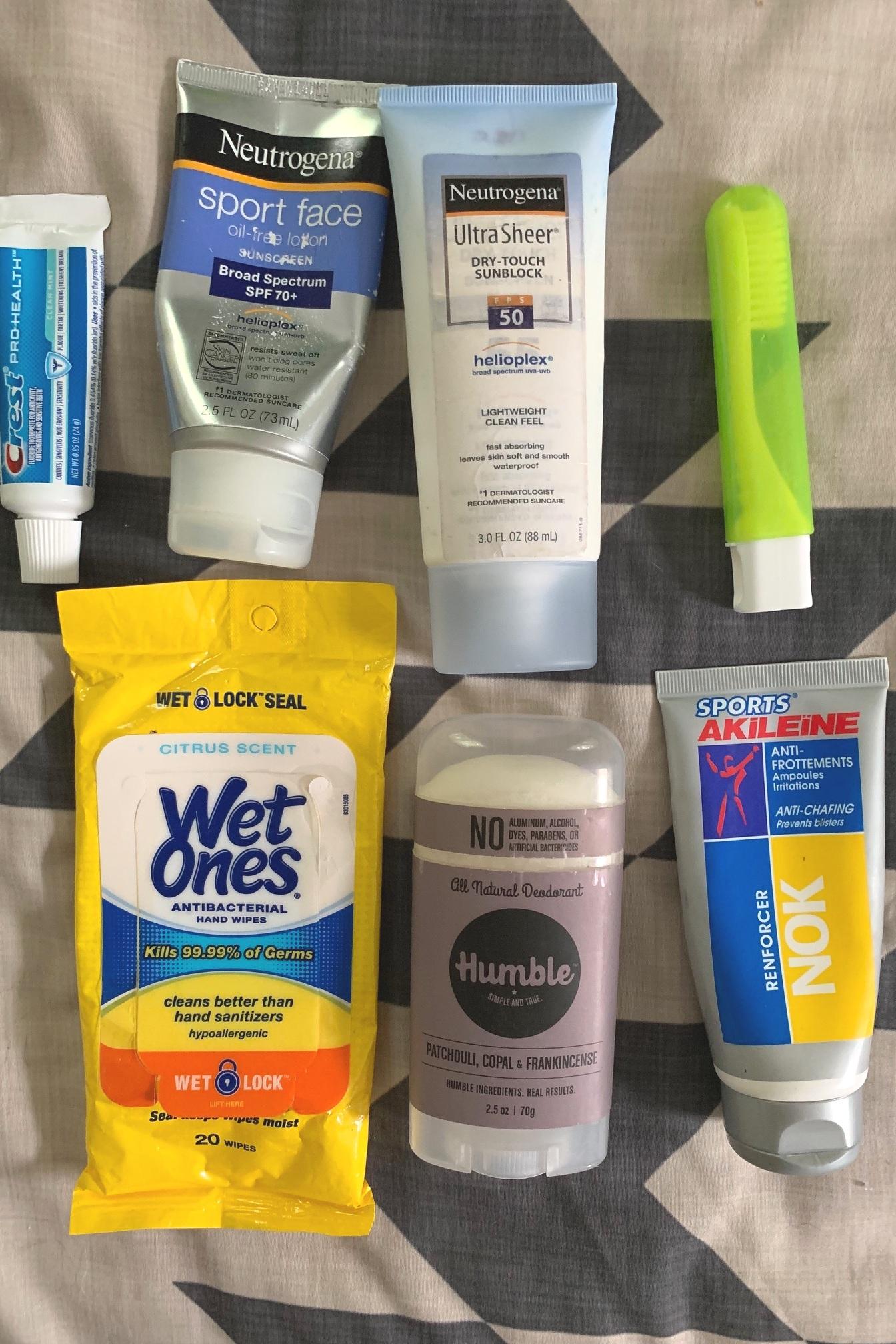 Waterproof Bag Essentials. No.7