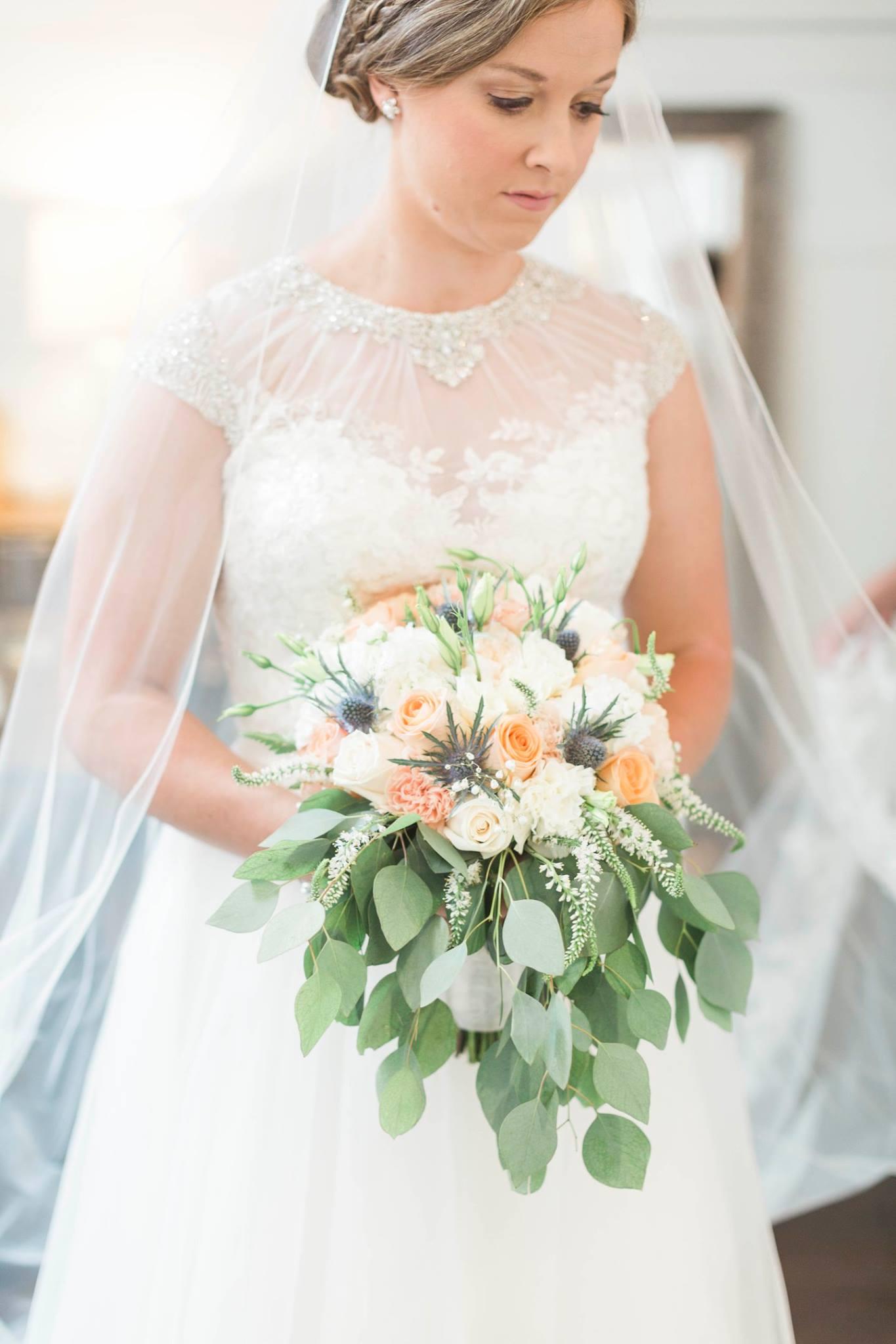 Sarah Larson/Ivey Wedding- Wedding  Foxhall Resorts,  Stables   Photographer: Will Carson Photography