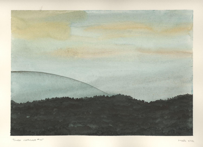 Simple Landscape #10