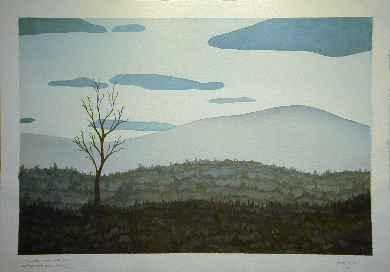 Simple Landscape #24