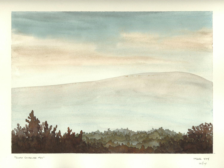 Simple Landscape #25