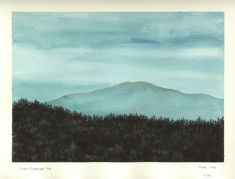 Simple Landscape #30
