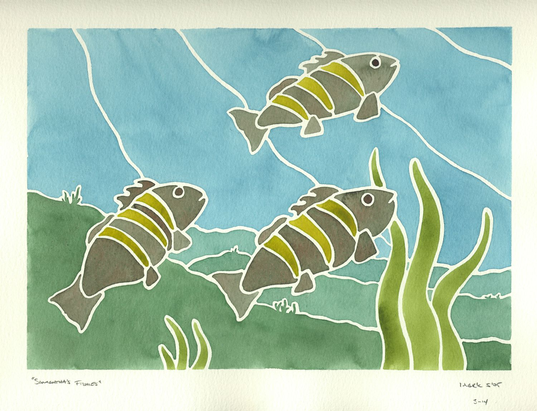 Samantha's Fishies