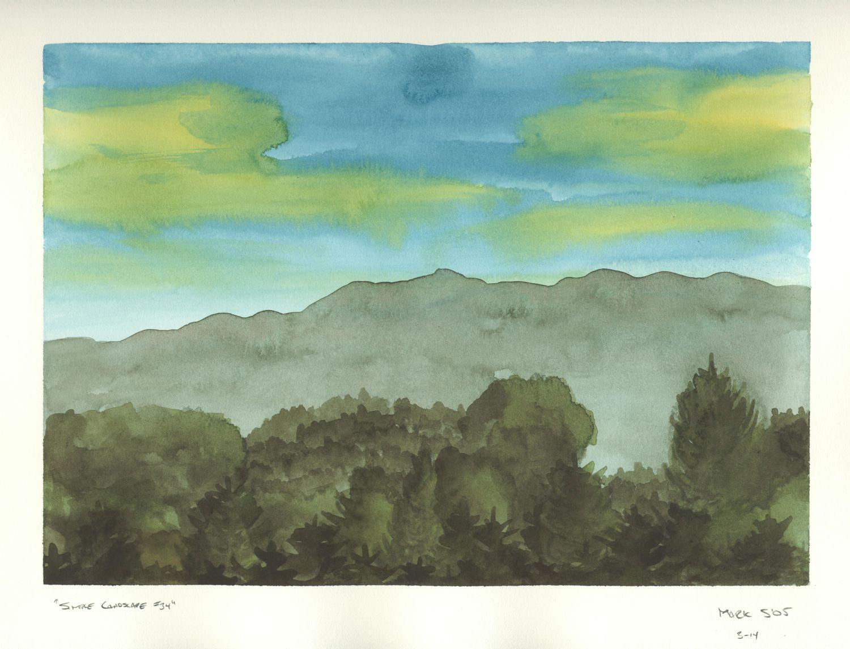 Simple Landscape #34