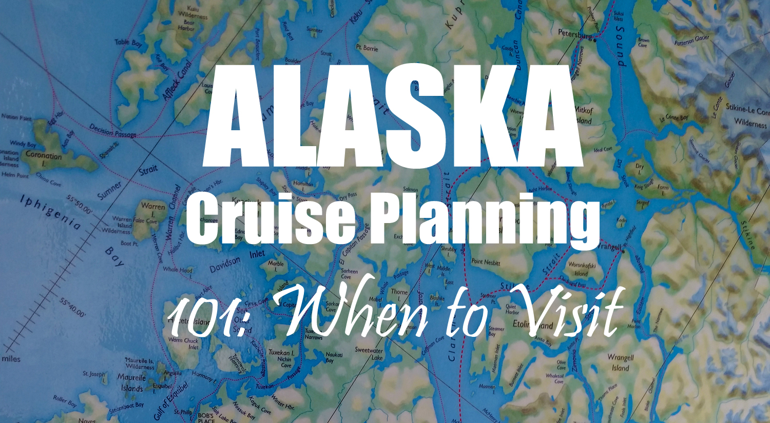 When is the best time to visit Alaska on a cruise?