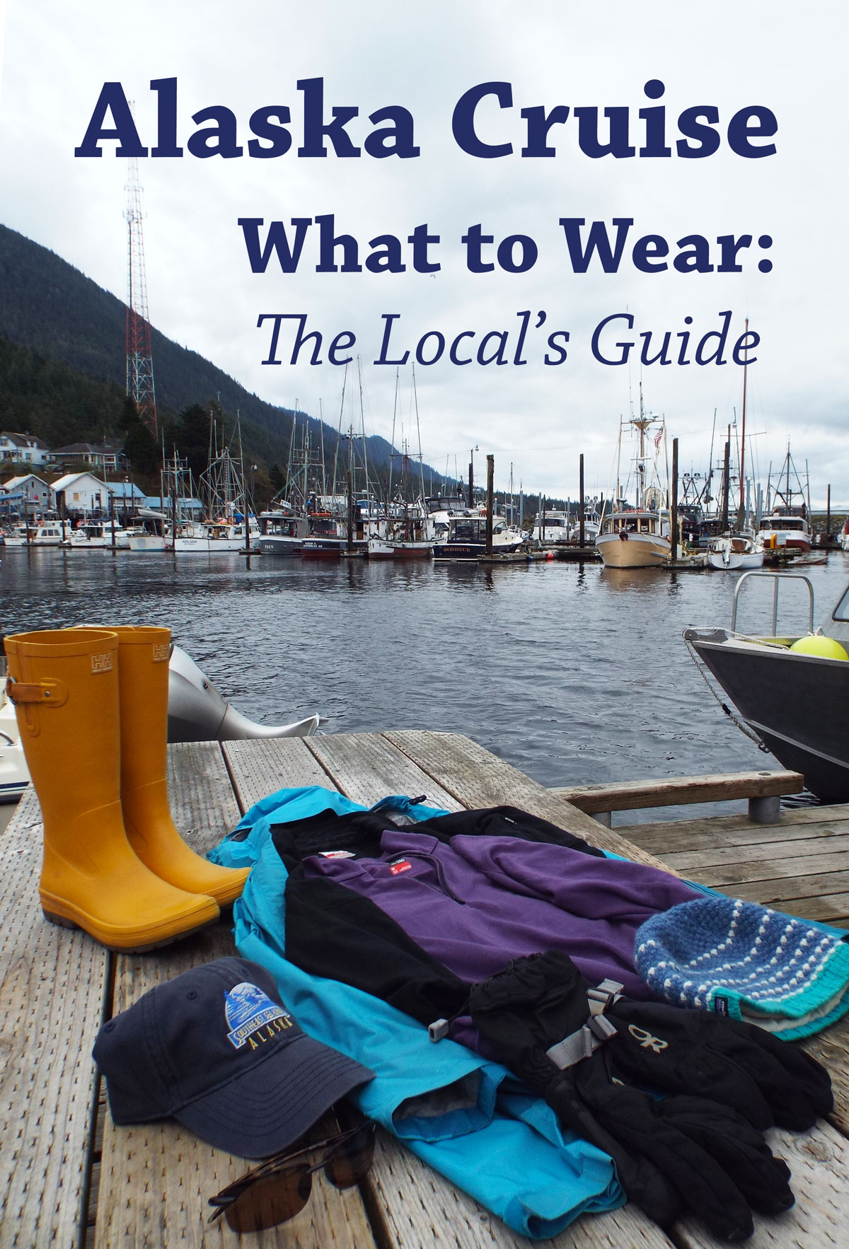 We're not super stylish, but we've been sharing the fun and beauty of kayaking in Ketchikan with visitors for over 20 years. Here's our local's guide to how to dress for outdoor adventures in Southeast Alaska.