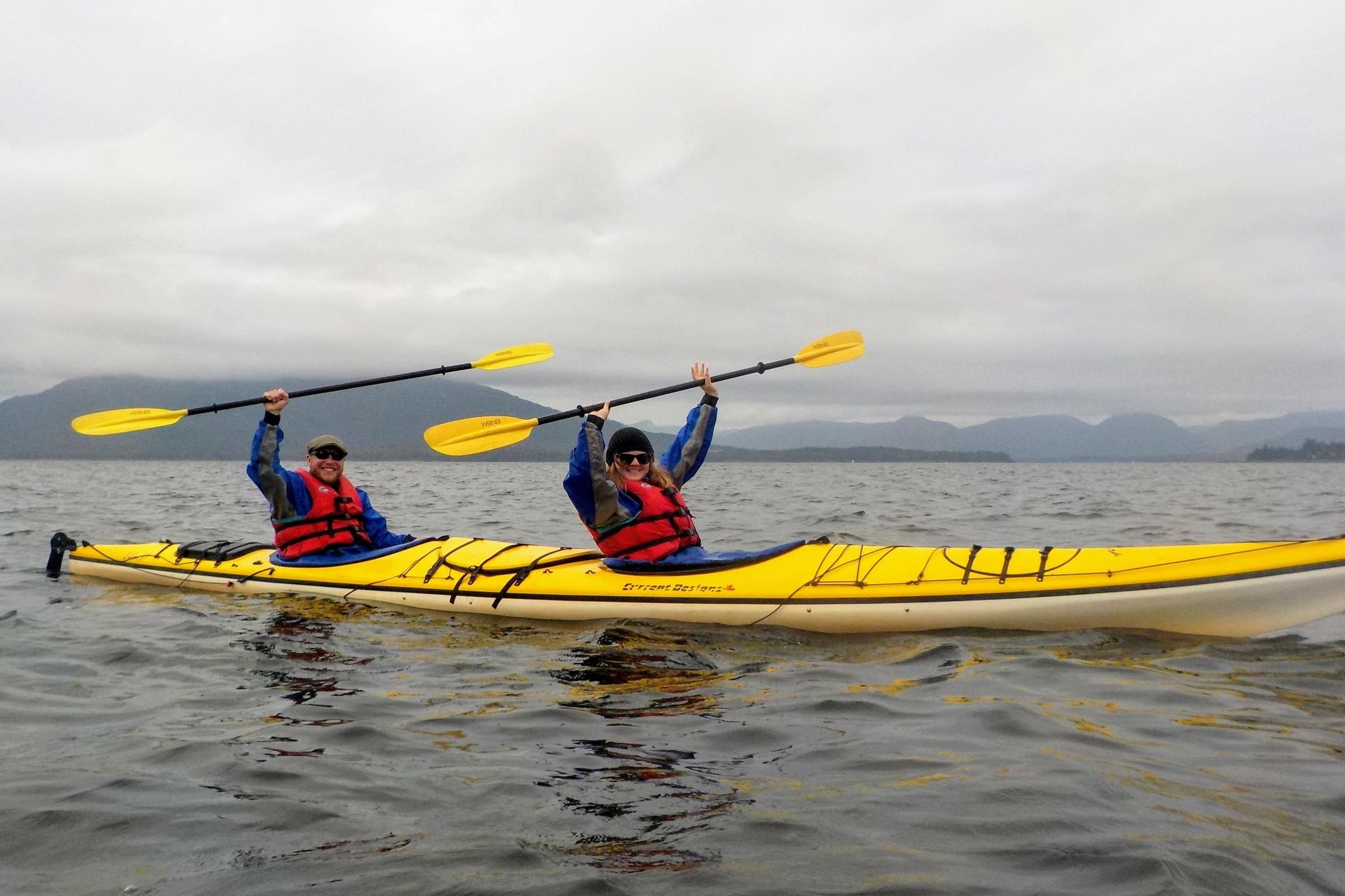 Kayaking is fun in the rain.JPG