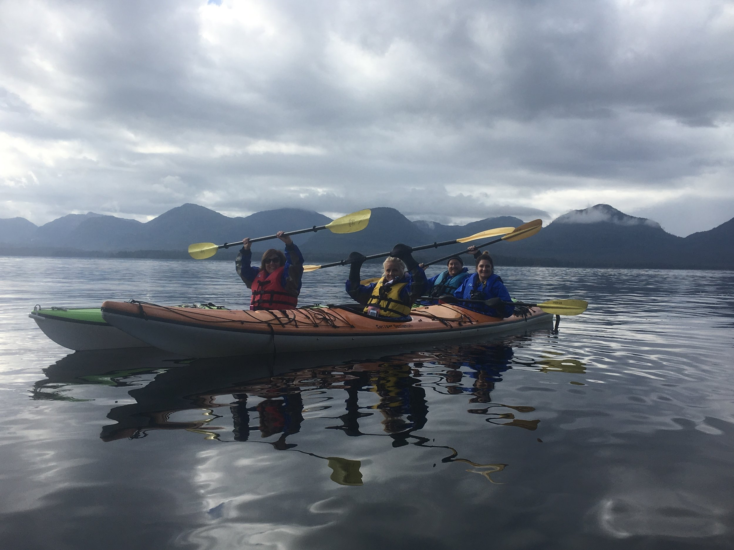 Fun for kayakers of all levels