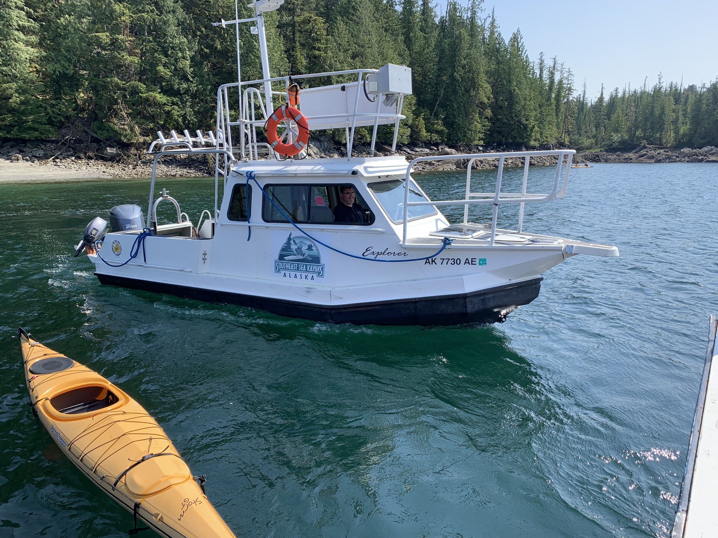 Your Ride to Orcas Cove
