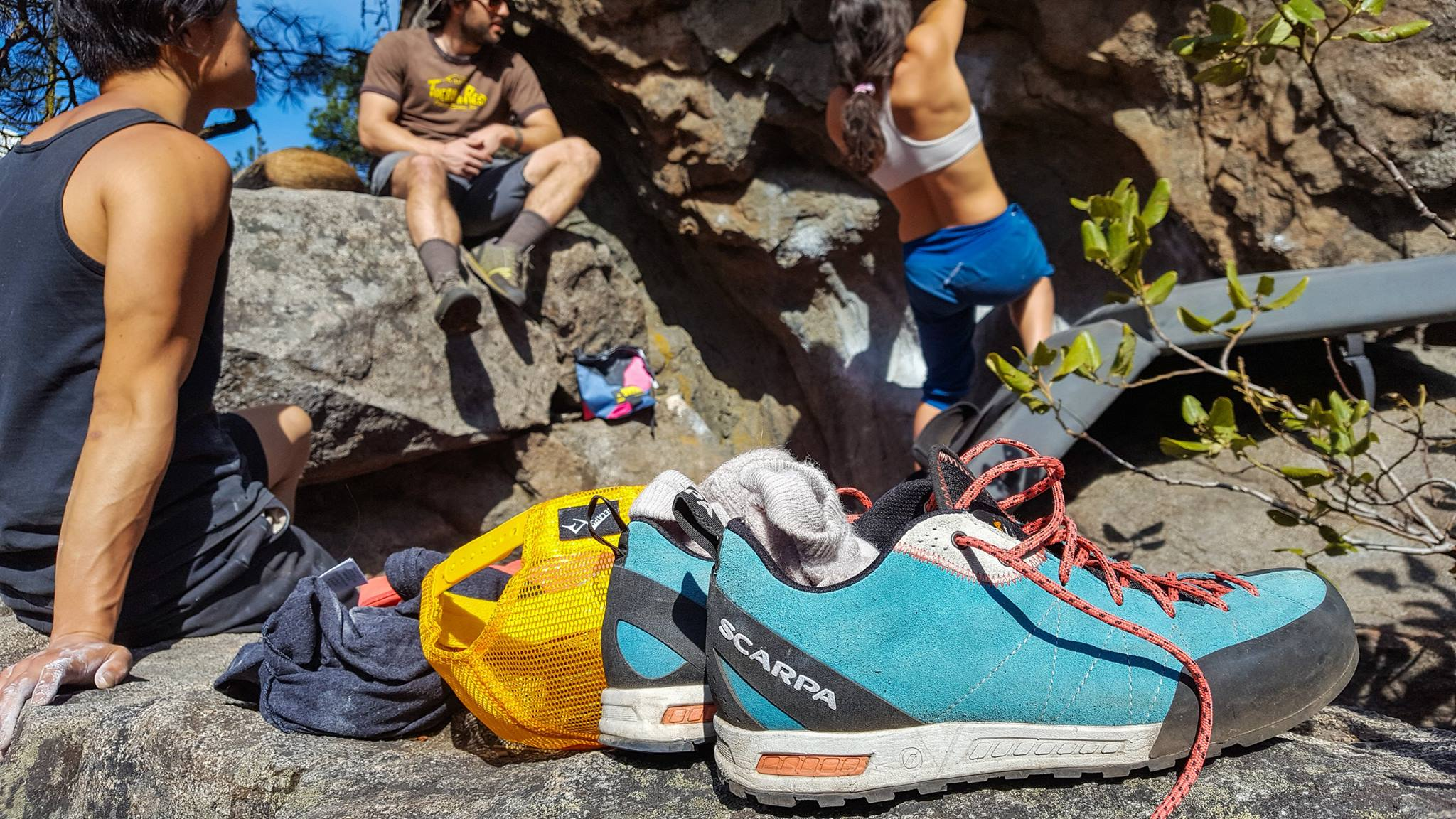 Scarpa approach shoe review