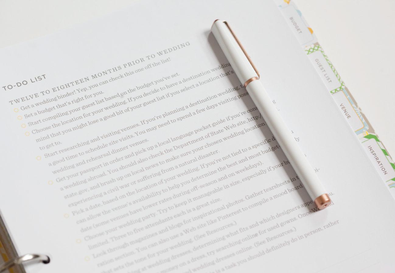 UBrands White Felt Tip Pen