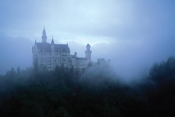 01 - Neuschwanstein Castle