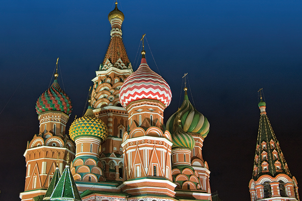 12 - St Basil's Cathedral