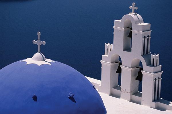 11 - Blue Dome Church