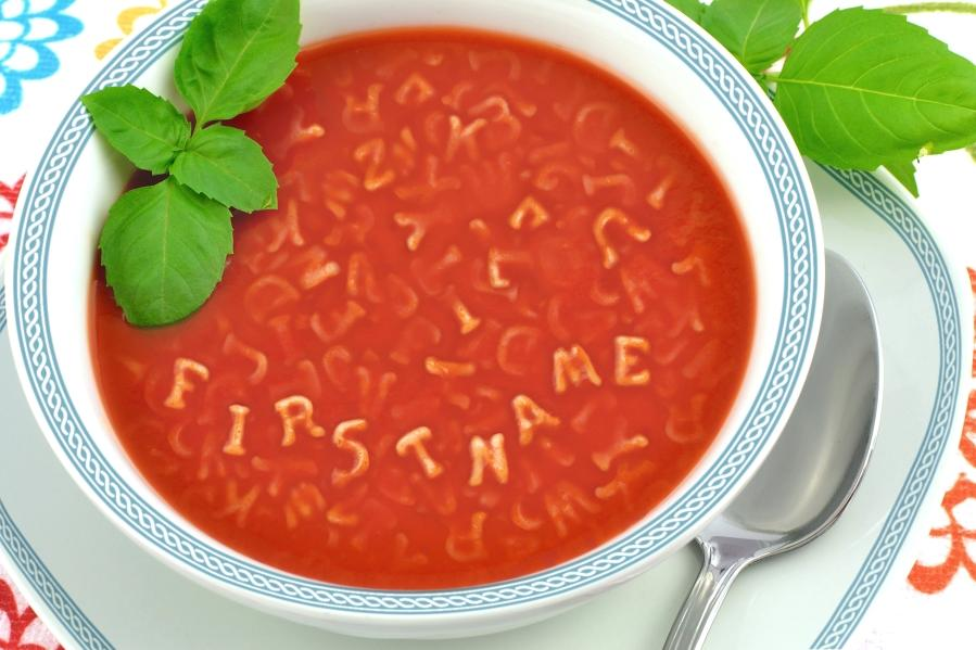 Oct - Alphabet Soup