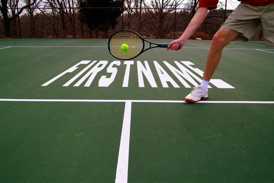 Jan - Tennis