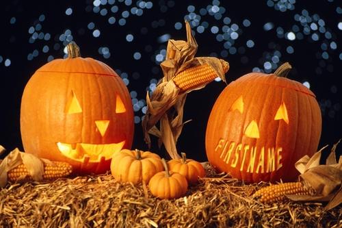 Oct - Jack o Lantern