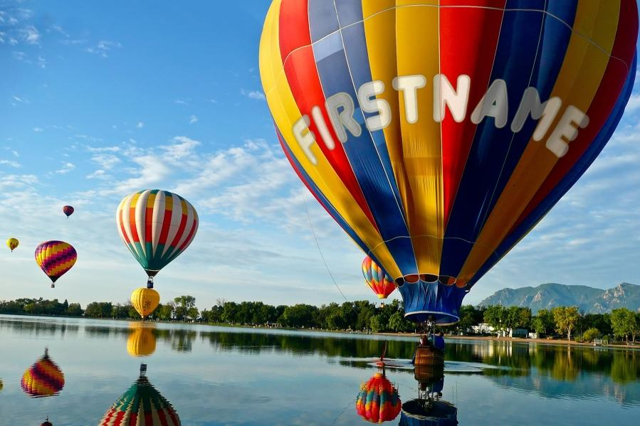 Jun - Hot Air Balloons