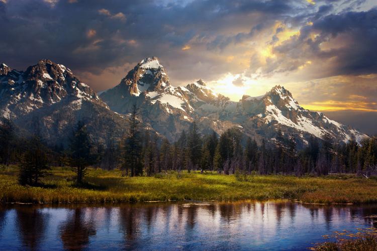 12 - Yellowstone National Park