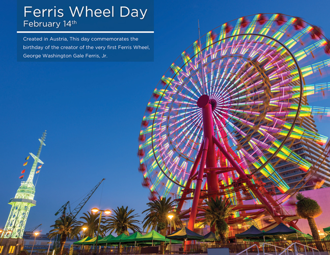02 - Ferris Wheel Day