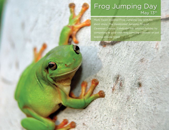 05 - Frog Jumping Day