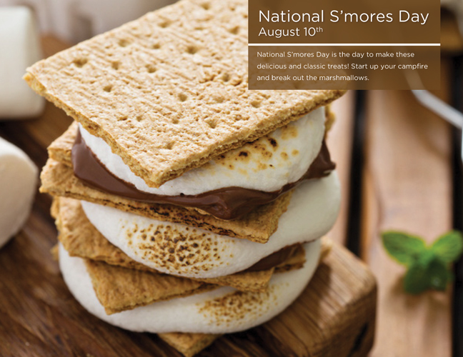 08 - S'more Day