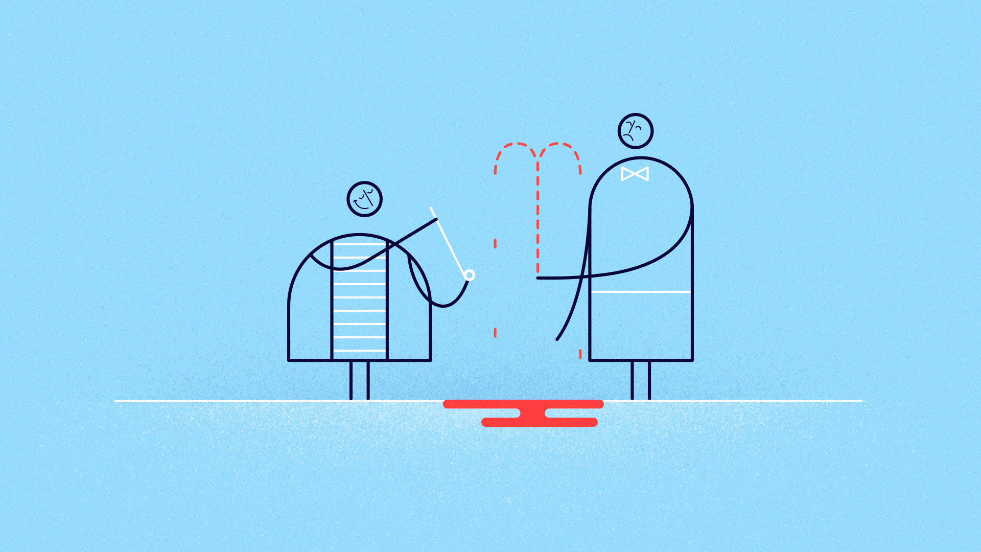 Best Friends - Illustration + Animation